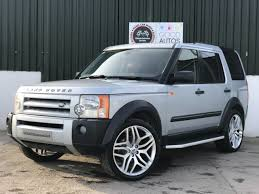 used land rover discovery land rover discovery 2 7 tdv6 xs 5d 188 bhp discovery 3
