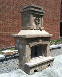 outdoor fireplaces with seating walls creative fireplaces design