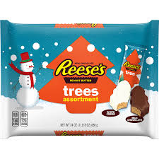 peanut christmas tree christmas season reeses christmas tree sensational pictures