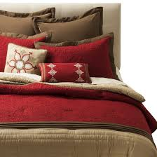 Red Bedding Bedding Sets Matching Curtains Target