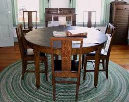 Mission Dining Room Table Discover Vintage America Common Sense Antiques