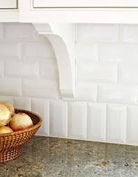 Best  Beveled Subway Tile Ideas On Pinterest White Subway - Vertical subway tile backsplash