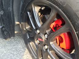 How To Spray Paint Your Car - how to diy to paint your wheels with colorful rubber spray film
