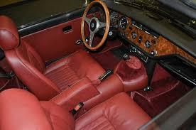 Triumph Tr3 Interior Triumph Spitfire 1500 Leather Interior Kit Sports U0026 Classics