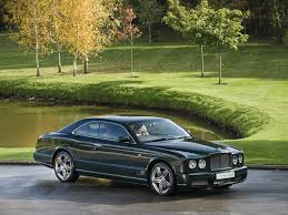 green bentley stock tom hartley jnr