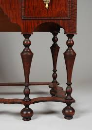 William And Mary Chair William And Mary Highboy