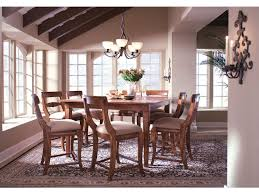 kincaid furniture 96 058v tall table interiors camp hill