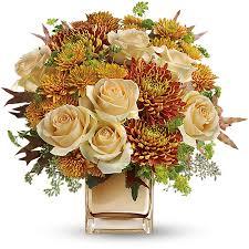 fall flowers for wedding roses chrysanthemums gypsophila solidago maybe dahlias