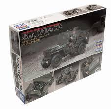 amazon com hasegawa 1 48 jeep willys mb toys u0026 games