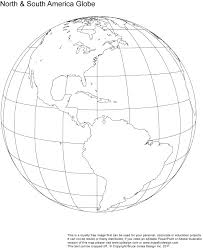 Blank World Map Of Continents by Continent Clipart Earth Map Pencil And In Color Continent