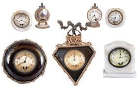 Small Desk Clock 0516 32 63