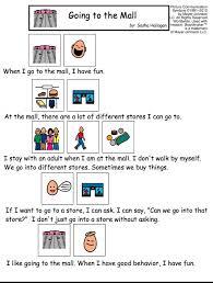 564 visuals social stories images classroom