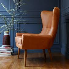 Scandinavian Leather Chairs Our Erik Leather Chair Is A Scandinavian Inspired Take On The