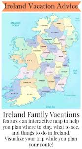 Blank Map Of Counties Of Ireland by Best 25 Ireland Map Ideas On Pinterest Visit Northern Ireland