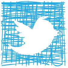 media pen sketch social twitter icon icon search engine