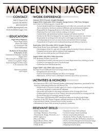 my resume my résumé madelynn jager