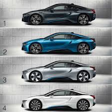 Bmw I8 Silver - bmw i8 colors bmw i8 i series electric future electric