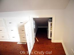 Storing Laminate Flooring Oh You Crafty Gal Attic Renovation Dream Craft And Sewing Room