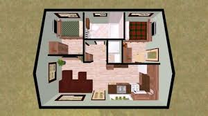 modern small house plans with loft youtube
