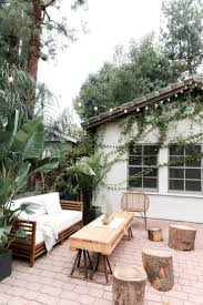light and life in an la bungalow rue cool interiors
