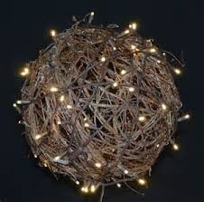grapevine balls christmas decorating ideas with pier one giveaway lighted tree
