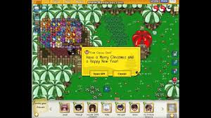 graal online classic gligor open gifts for merry christmas youtube
