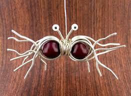 edelstein edelsteine flying spaghetti ornament