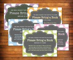Baby Shower Book Instead Of Card Poem I Like The Idea Of Books Rather Than Cards Our Little Guy
