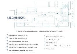 profondeur plan de travail cuisine profondeur plan de travail cuisine 100 images profondeur plan