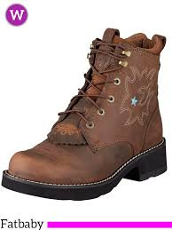 ariat fatbaby s boots australia s probaby lacer boots fatbaby toe 10001090