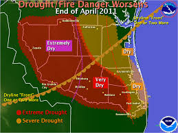 Texas Wildfire Danger Map by Rio Grande Valley Deep South Texas Spring Weather Update Late
