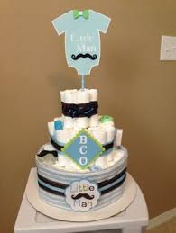customized boy diaper cake my diaper cakes pinterest