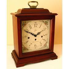 German Clocks Clocks Howard Miller Nicholas Mantel Clocks In Glossy Finish For