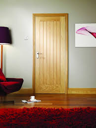 Red Oak Interior Door by Suffolk Oak Internal Doors