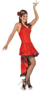 Flamenco Dancer Halloween Costume Buy Jinny Gogo Dancer Size Costume Cheap Price