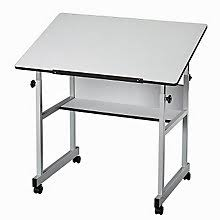 White Drafting Table Office Drafting Tables U0026 Professional Drawing Desks