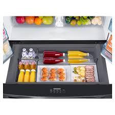 Samsung French Door Refrigerator Cu Ft - rf22kredbsg samsung appliances 36
