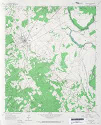 United States Topographic Map by