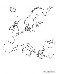 blank europe map with country names world map coloring pages europe world countries for