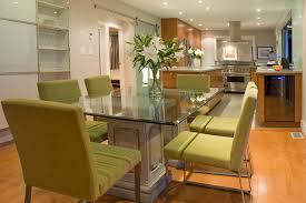 rectangle glass dining room table rectangular glass dining table dining room contemporary with floral