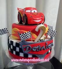 25 lightning mcqueen cake ideas cars theme
