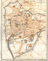 Modena Map by Free Maps Of Northern Italy