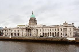 bureau douane bureau de douane dublin irlande photo stock image du maison