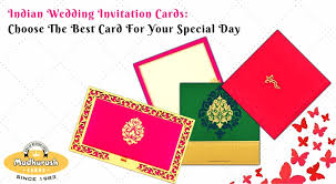 Indian Wedding Invitation Indian Wedding Invitation Cards Choose Best For Special Day Tingtau