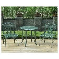 Patio Furniture Green by International Caravan Target