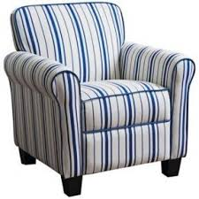 Traditional Armchairs Sale Striped Armchairs Foter