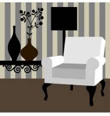 interior design royalty free vector image vectorstock