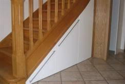 einbauschrank unter treppe einbauschrank unter einer treppe häfele functionality world