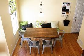 kitchen beautiful small dining room decoration using rustic