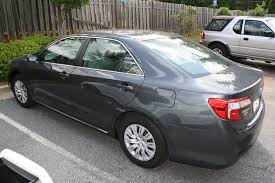 2013 toyota camry value 2012 toyota camry le diminished value car appraisal